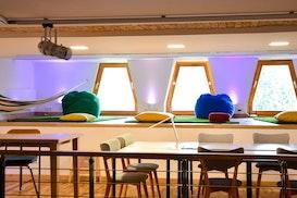 Baobab Coworking Club, Budapest