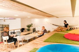 Baobab Coworking Oasis, Budapest