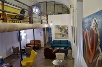 Café des Arts & Innovation, Budapest
