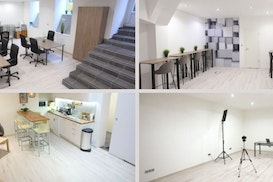 (Co)ntent - CoWorking & Content Studio, Budapest