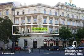 Greenspaces, Budapest