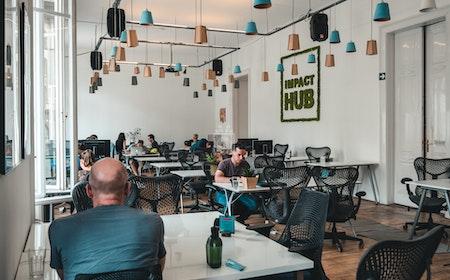 Impact Hub Budapest, Budapest