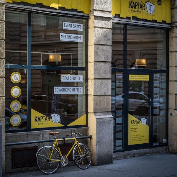 KAPTÁR coworking, Budapest