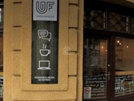 UrbanFood Café & Coworking, Budapest