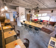 UrbanFood Café & Coworking profile image