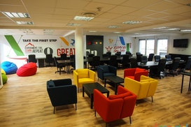 Xponential Coworking Office, Debrecen