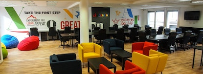 Xponential Coworking Office