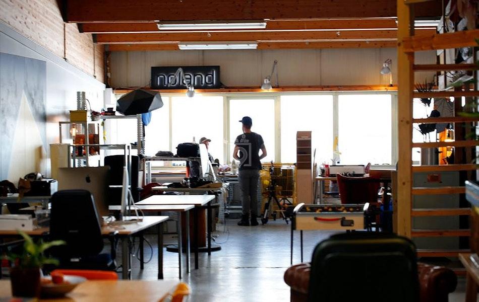 Minor Coworking, Reykjavik