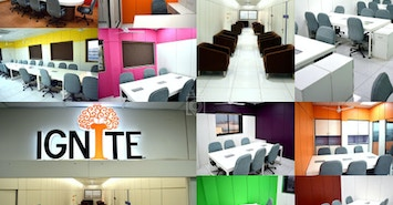 IGNITE INCUBATOR AND CO-WORKING SPACE I CONFERENCE ROOM profile image