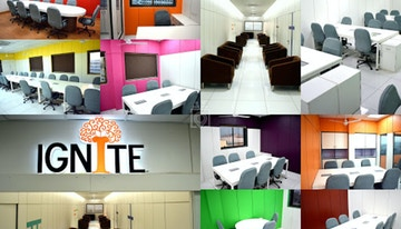 IGNITE INCUBATOR AND CO-WORKING SPACE I CONFERENCE ROOM image 1