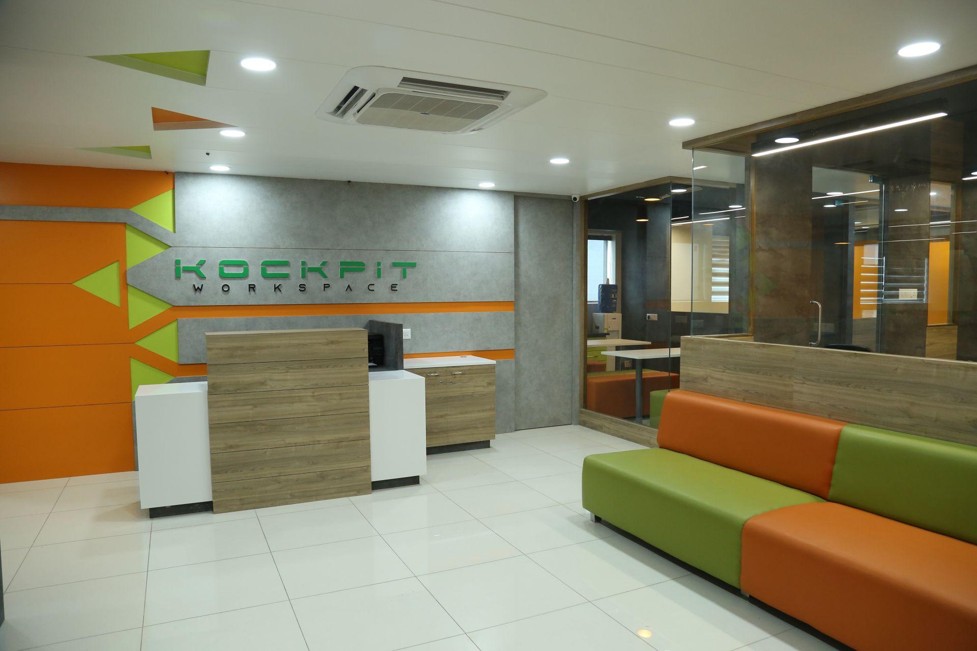 Kockpit Workspace, Ahmedabad