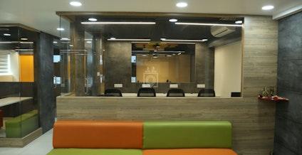 Kockpit Workspace, Ahmedabad | coworkspace.com