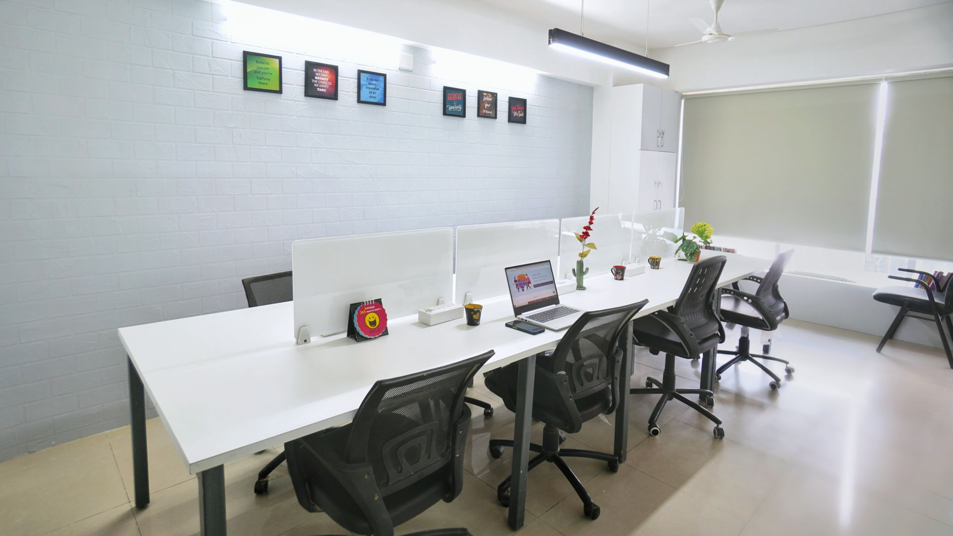 Open Turf Co-working Spaces, Ahmedabad