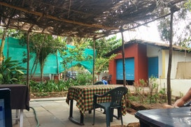 Session Haus, Siolim