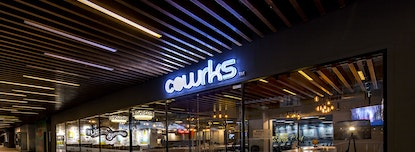 CoWrks - Ecoworld