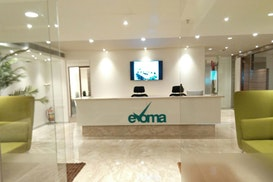 Evoma Business Center, Bengaluru