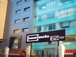Smartworks Coworking Golden Millenium, Bengaluru