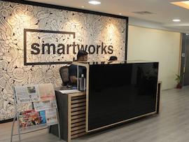 Smartworks Coworking Space Ashok Nagar, Smartworks