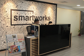 Smartworks Coworking Space Ashok Nagar, Bengaluru