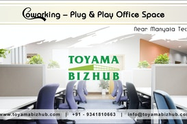 Toyama Biz Hub, Bengaluru