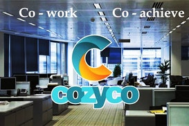 Cozyco Office - Fully Furnished Co - Working Office, New Chandigarh