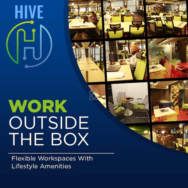 The Hive - Business Center, Chandigarh