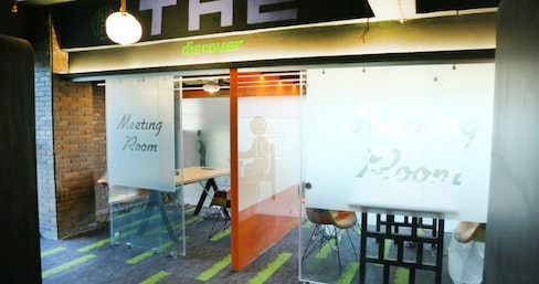 The Hive - Co-working Business Center, Chandigarh | coworkspace.com