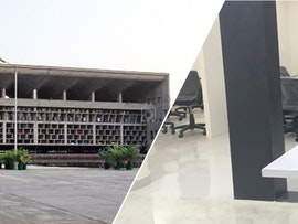 Triam Centre, Chandigarh