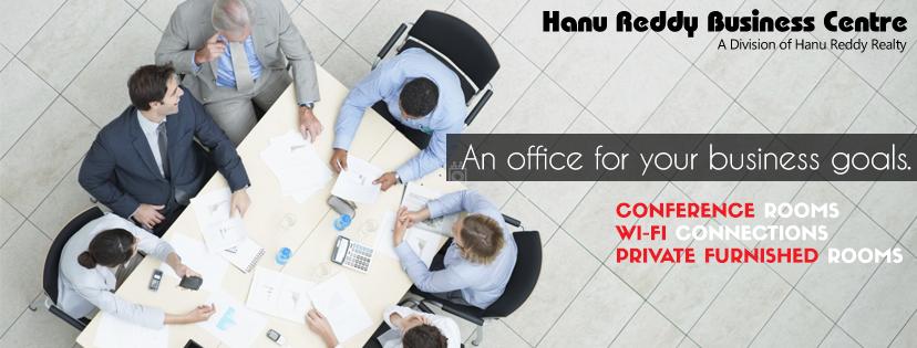 Hanu Reddy Business Centre, Chennai - Book Online - Coworker