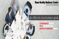Hanu Reddy Business Centre, Chennai