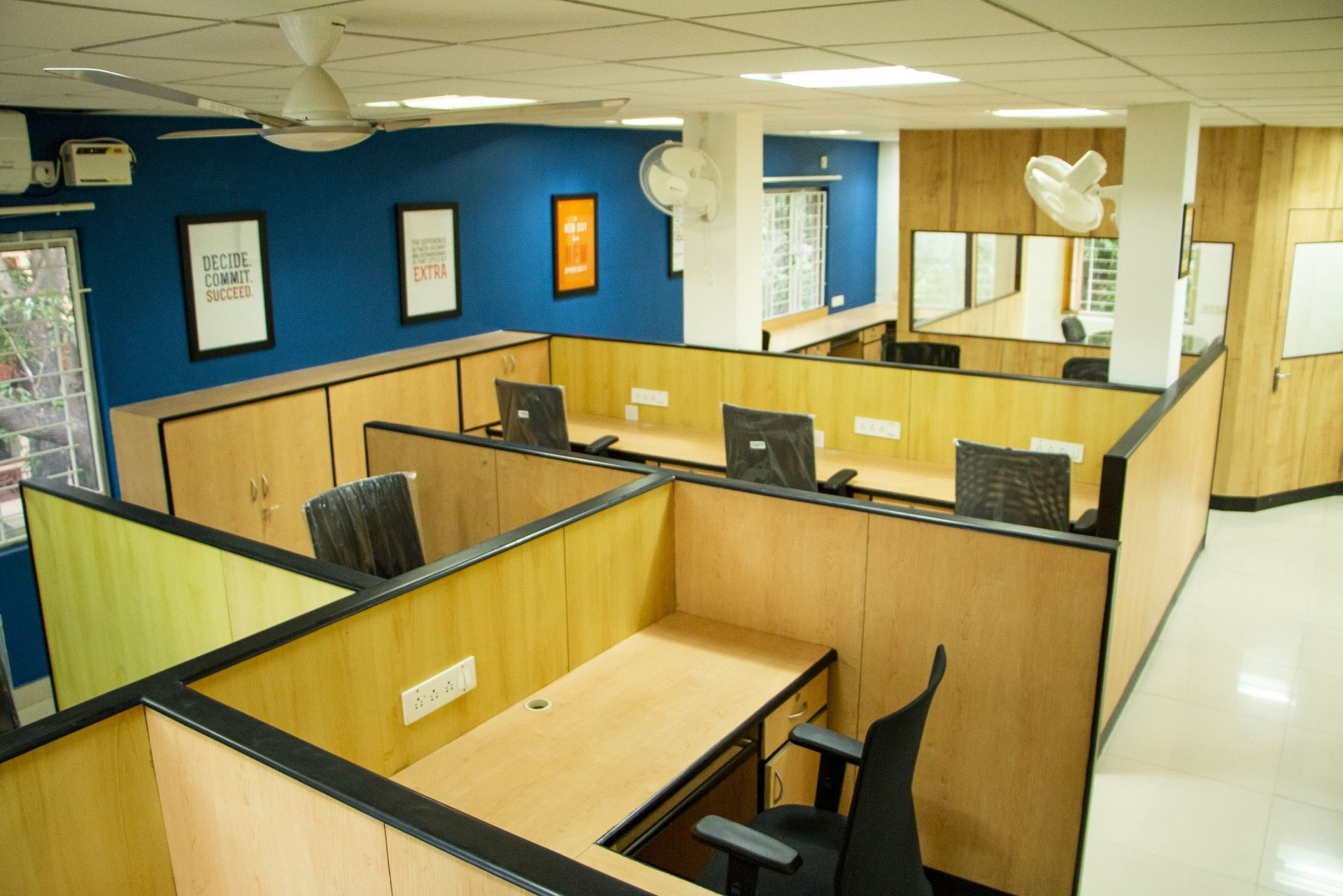 The Work Pod, Chennai
