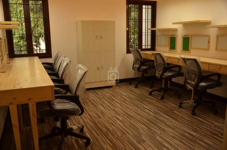 TwoTrees Workspaces, Chennai