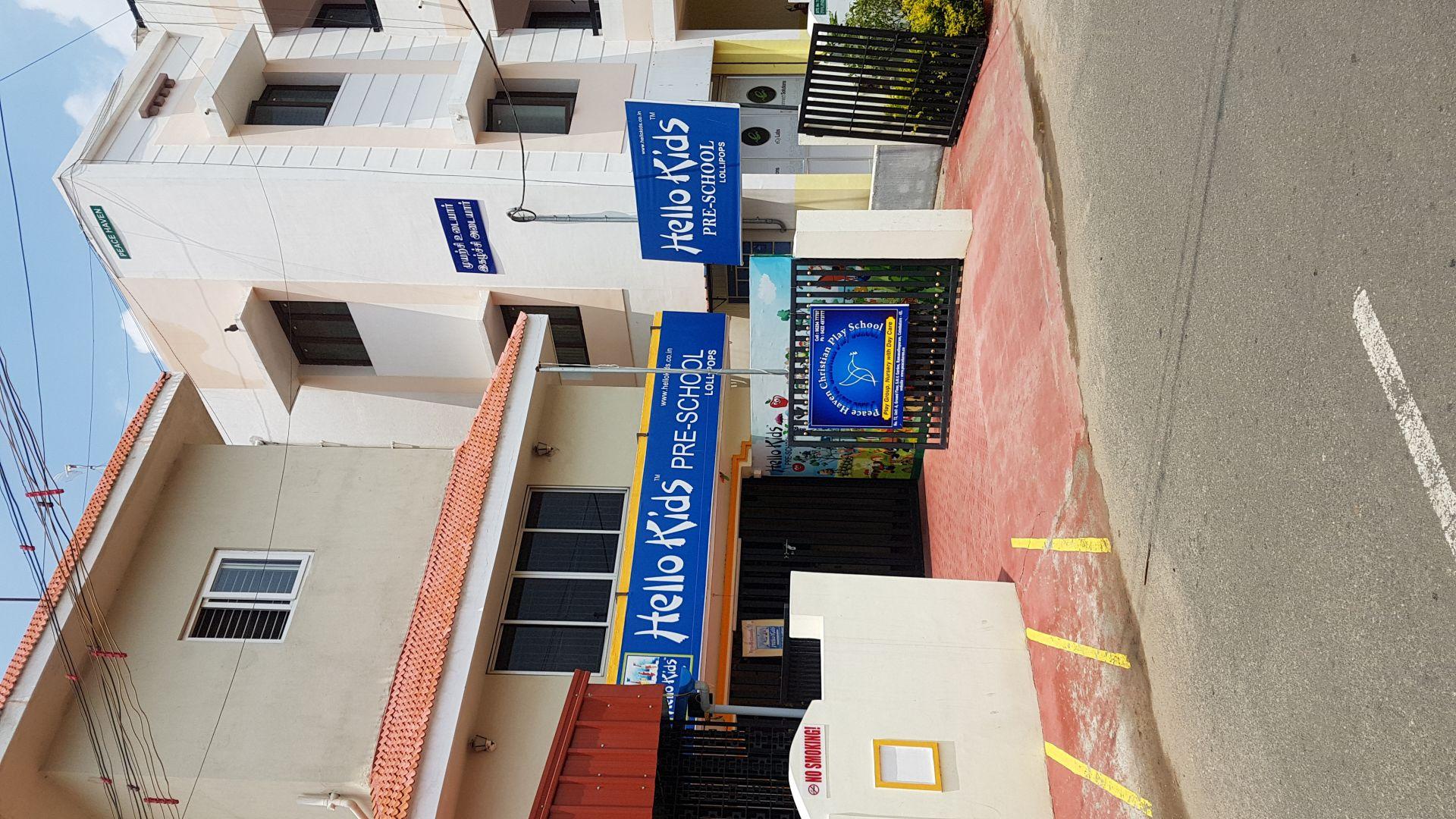 Peace Haven IT Park, Coimbatore