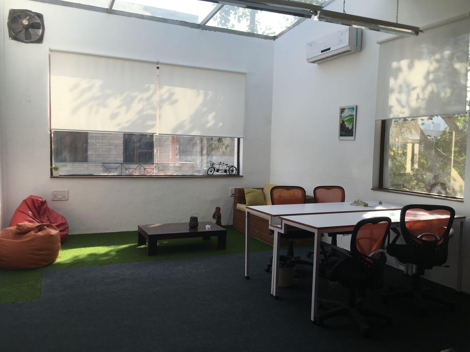 Ideashacks Coworking, Faridabad