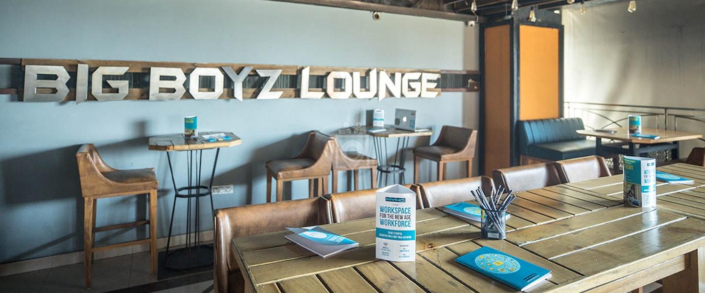 Big Boyz Lounge Coworking - myHQ Gurgaon, Gurugram - Read Reviews ...