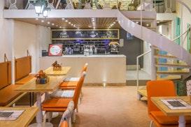 Brick N Bean Cafe - myHQ Cafe Coworking, Gurugram