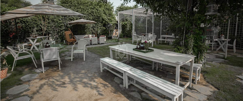 Cafe Soul Garden - myHQ Coworking, Gurugram