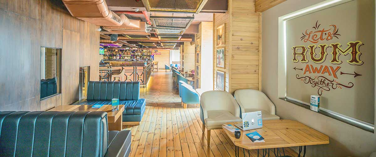 Coworking at Big Boyz Lounge - myHQ Workspaces, Gurugram