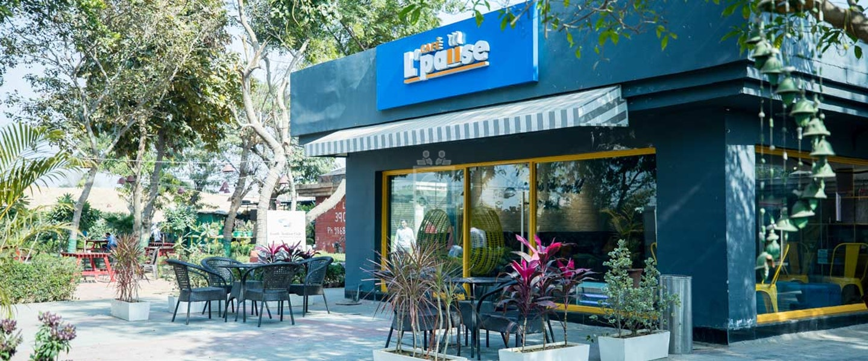 Coworking in Gurugram at Cafe L\'Pause - myHQ, Gurugram - Read ...