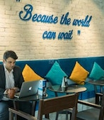 Coworking in Gurugram at Cafe L'Pause - myHQ profile image