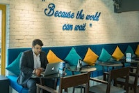 Coworking in Gurugram at Cafe L'Pause - myHQ