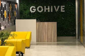 GoHive-Coworking Space Medicity, New Delhi