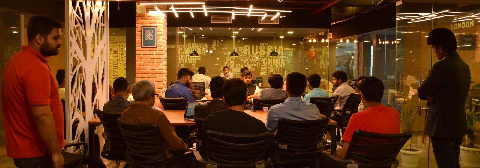 Incuspaze Solutions Pvt. Ltd., Gurugram
