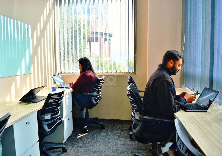 Instaoffice - Udyog Vihar, Gurugram