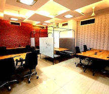myHQ coworking at Cospaces New Garage Golf Course Road profile image