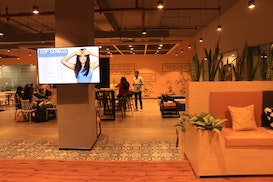 myHQ coworking at Garage Society Udyog Vihar, Gurugram