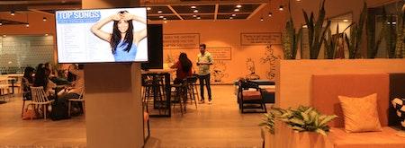 myHQ coworking at Garage Society Udyog Vihar