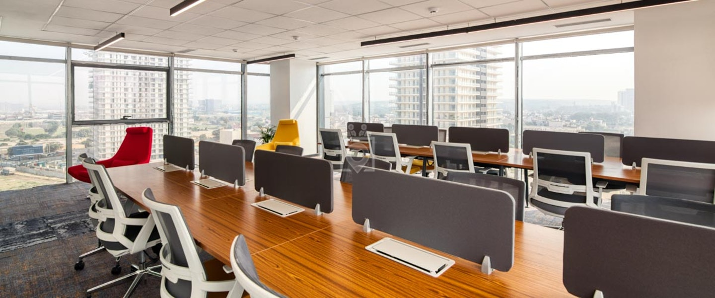 myHQ Coworking at Magnum Tower, Golf Course Road Extension, Gurugram