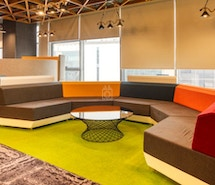 myHQ Coworking at Magnum Tower, Golf Course Road Extension profile image