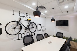 myHQ coworking at One Co.Work Sushant Lok, Faridabad